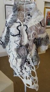 Trees of Dry Creek (wrap/stole)