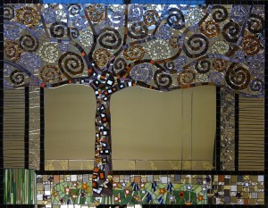 Tree of Life (inspired by G. Klimt 1862-1918)